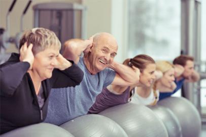 Seniors préservez vos muscles